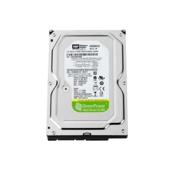 WD5000AVCS Hard Disk