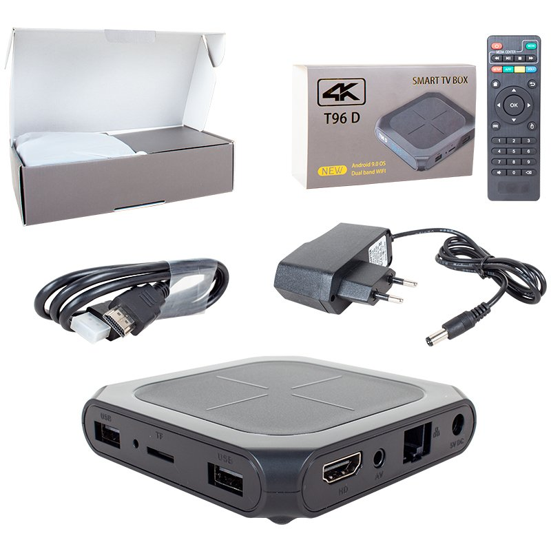 MAGBOX T-96D android box
